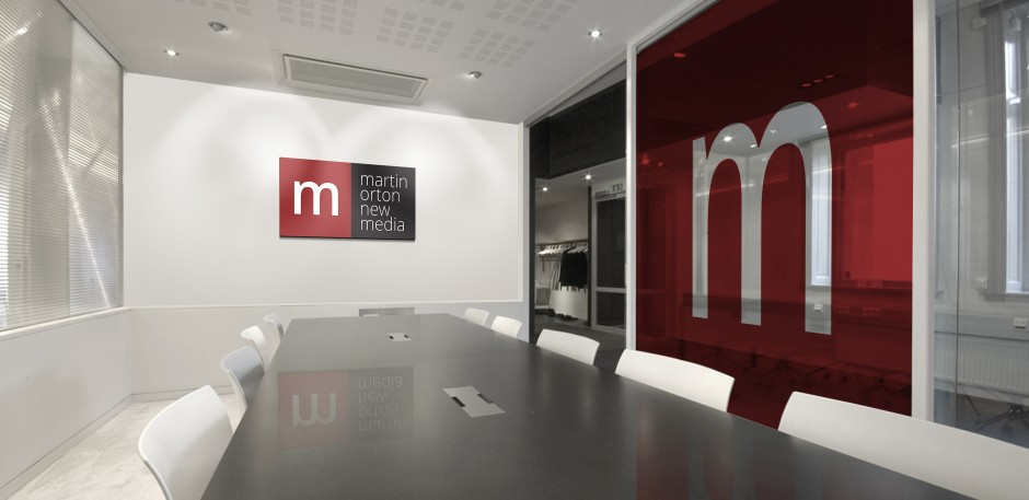 Martin Orton New Media Office